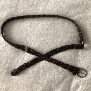 AMERICAN EAGLE, braided belt